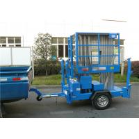 Quality 8 Meter Mobile Elevating Working Platform For Outdoor Maintenance Work for sale