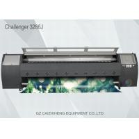 China Solvent Large Format Inkjet Printing Machine Simple Easy Operation Challenger 3286J wholesale