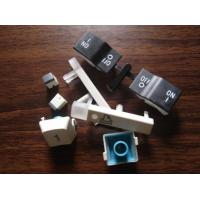 Quality PE, PU, PVC, ABS, PMMA 3D / 2D Drawing double color plastic injection molding for sale