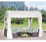 China China garden sofa with sunshine pavilion garden Pavilion 1119 wholesale
