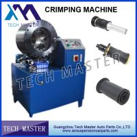 China Car Air Suspension Parts Use Hydraulic Hose Crimping Machine wholesale