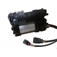 China Auto Air Suspension Compressor for VW II Touareg new model Air Ride Pump OEM 7P6616006E wholesale
