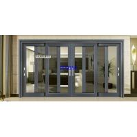 China Air Permeation Resistant Aluminum Sliding Doors With 5 Years Warranty wholesale