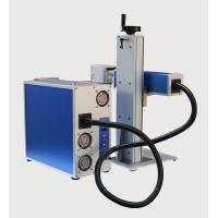 China All In One Fiber Marking Machine , Laser Etching Machine For Metal High Efficiency wholesale