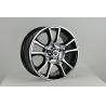 China High Level Chrome 17 Inch Alloy Wheels 16x7 17x7.5 With Machine Cut Lip 133 wholesale
