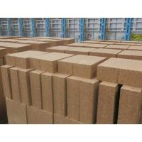China High Strength Magnesia Bricks , Magnesia - Alumina Spinel Cement Kiln Brick wholesale