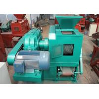 China Moisture 8 - 12% Wood Briquette Making Machine For Biomass Briquetting on sale