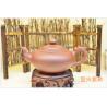 Buy cheap 300ml Gong Fu Yixing Zisha Teapot Teaware Purple Clay Eco - Friendly SGS from wholesalers