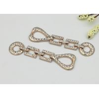 China Decorative Womens Boot Chains , Shoe Chain Accessories Easy To Put On / Take Off wholesale