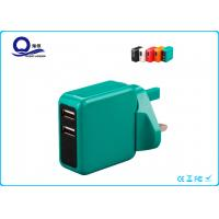 China AC / DC Power USB Travel Charger , Micro Usb Travel Qualcomm Quick Charger wholesale