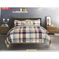 China 100 Percent Cotton 4 Piece Bedding Set , Summer Home Bedroom Bedding Sets wholesale