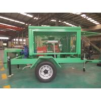 China Movable Diesel Water Pump Set for fire fighting wholesale
