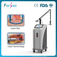 China Ultra pulsed, single and fractional output mode professional co2 fractional laser wholesale