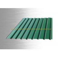 China Weather Proof Zinc Coated Corrugated Metal Roofing Lightweight Roofing Sheets wholesale