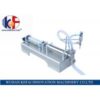China reasonable price high filing accuracy food  oil filling machine wholesale