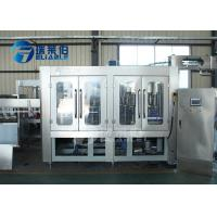 China Stable Pet Bottle Filling And Capping Machine , Water Bottle Filling Plant on sale