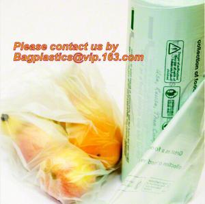 China 100% biodegradable and compostable hdpe plastic t-shirt bag, Cheap biodegradable compostable 55 gallon trash bags on sale