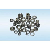 China Special Low Noise Dental Drill Bearing / Miniature Ball Bearings For Dental Turbine wholesale