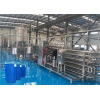 China High effective tomato juice processing line SUS 304  turnkey solution on sale