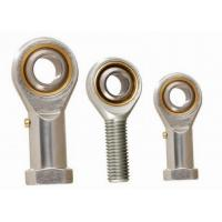 China Mechanical Articulating Joint Rod End Plain Bush Bearing GE GEC GEG GEEW  GEK  GEH wholesale