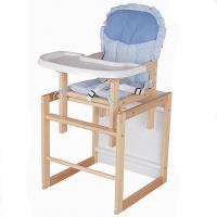 China Multi Function Popular Babies High Chairs / Baby Feeding Chair with Seat Cushion on sale