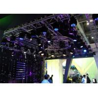 China Indoor Circular Lighting Truss ML-135 , CE Standard Aluminum Stage Truss System wholesale