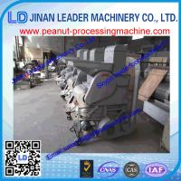 China 1000-1200kg/h automatic peanut shelling machine with CE/ISO9001 Certification wholesale
