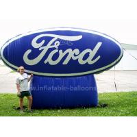 China Oxford Cloth Inflatable Advertising Sign Model With Customized LOGO Printing wholesale