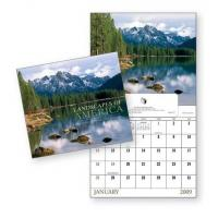 China pyramid table calendar printing on sale