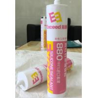 China All Colors Acetoxy Silicone Sealant Weatherproof For Building Joints wholesale