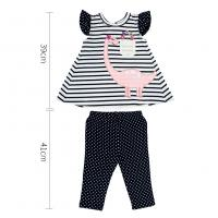 Buy cheap kid girl clothes for baby girl clothes new style fastion baby dress and pant from wholesalers