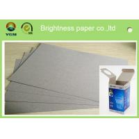 China Strong Stifness Clay Coated Paperboard Sheets , Duplex Paper Board For Making Box wholesale
