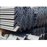 China Machinery / Shipbuilding Hot Rolled Angle Steel Galvanized / Paint Surface wholesale