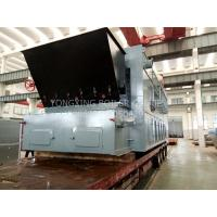 China 10t/H Travelling Grate Furnace Biomass Wood Pellet Boiler Easily Operation For Food Mill on sale