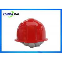China Industrial Construction Site Smart Helmet For Coal Miners Android Operating System wholesale