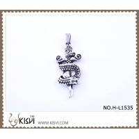 China fashion hotsale pendant 316 stainless steel pendant  H-L1535 wholesale