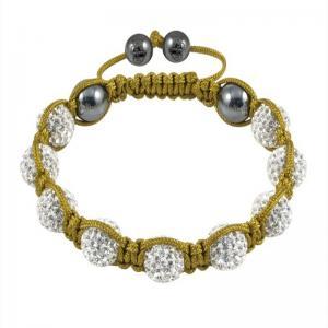 China Crystal Bangle Bracelets CJ-B-102 wholesale