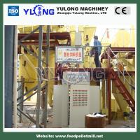 China pellet machine line to make animal feed pellet on sale