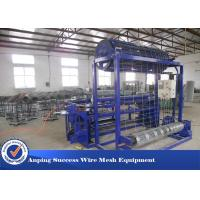 China High Stability Grassland Fence Machine Bullpen Machine For Deer / Sheep / Cattle wholesale