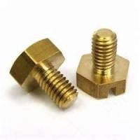 Buy cheap Copper, brass, stainless steel, cooper cnc turning part for Vacuum Plating, Tin plating for ariculture, mine from wholesalers