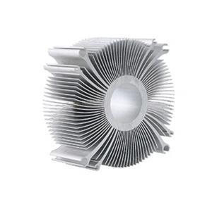 China Factory Price CNC Aluminum Heat Sink Extrusion LED Lighting Frame Aluminum Profile wholesale