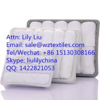 Quality best sale airline towel with custom logo for sale