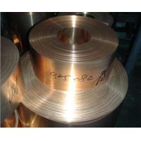 China Phosphor Bronze Foil  C5191 / C5210 for Anti-abrasion Devices on sale