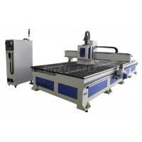 China High Accuracy Cnc Wood Cutting Machine , Leather Cnc Cutting Machine Low Noise wholesale