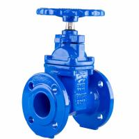 China High Strength Full Bore Gate Valve , Casting Iron Handwheel Gate Valve wholesale