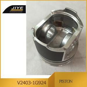 China Kubota Diesel Engine Parts, V2403 Piston Kit 87mm 3rings Piston 1G796-2111 on sale