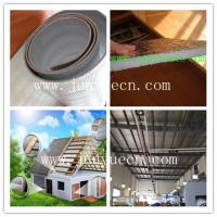 China metalised foil Single side epe backed foam insulation ,5mm thickness,white color wholesale