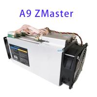 China A9 Zmaster Innosilicon Miner Asic Bitcoin Miner Zec Mining Equihash Miner A9 Zmaster 50ksol/S wholesale