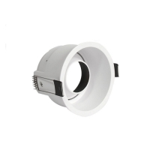 China Surface Mounted GU10 Anti Glare Downlight Frame wholesale