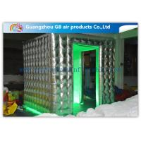 China Colorful Fashional Photo Booth Led Lights Inflatable Oxford Cloth Waterproof wholesale